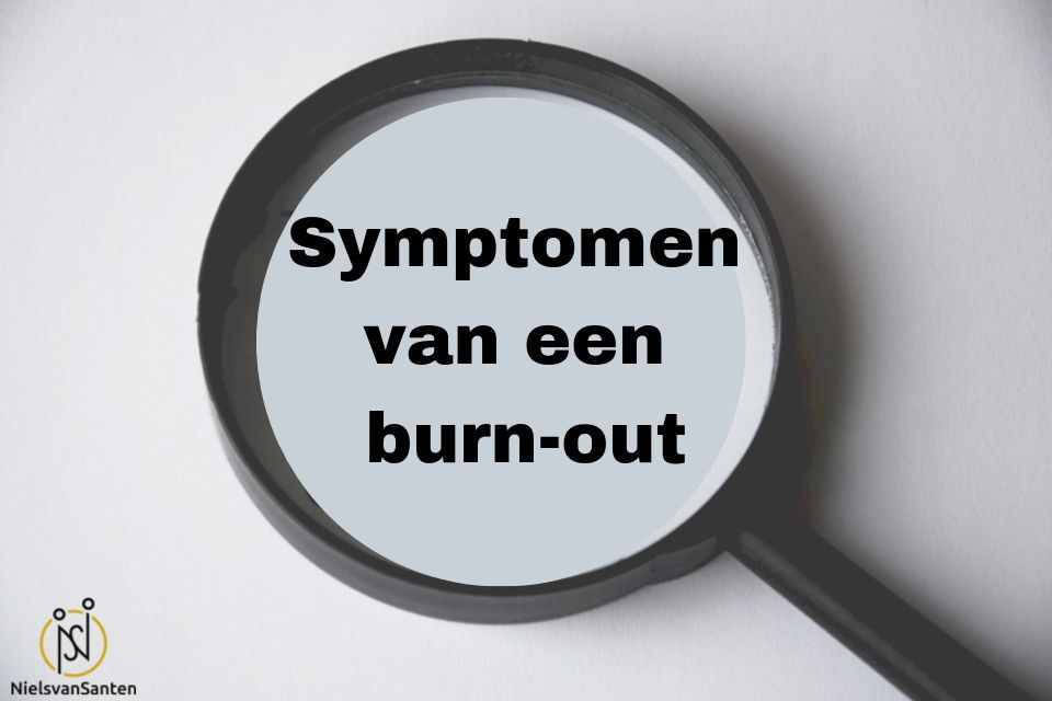 burn-out symptomen